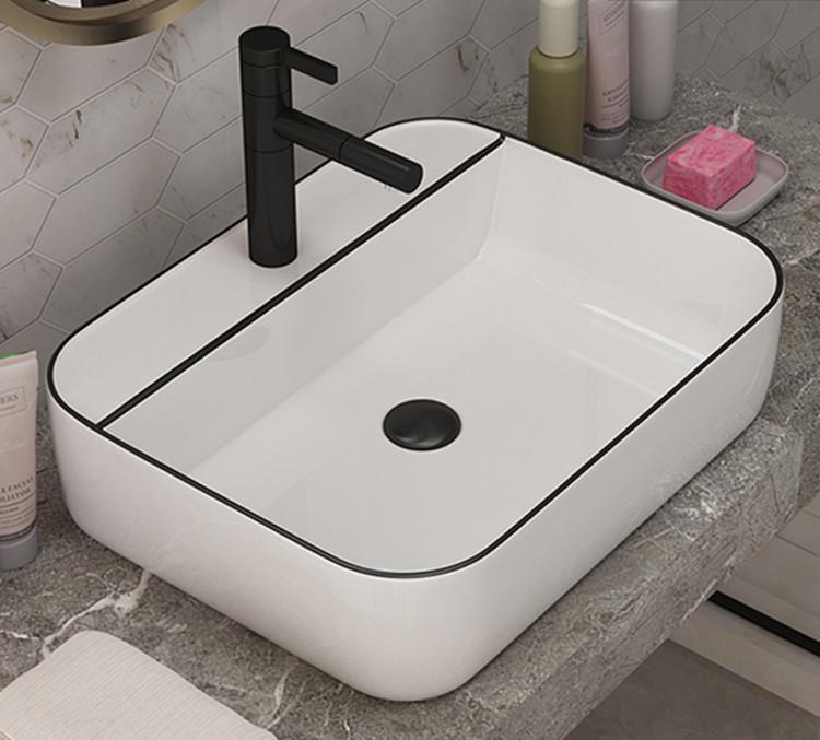 elegant toilet basin customized for hotel-1