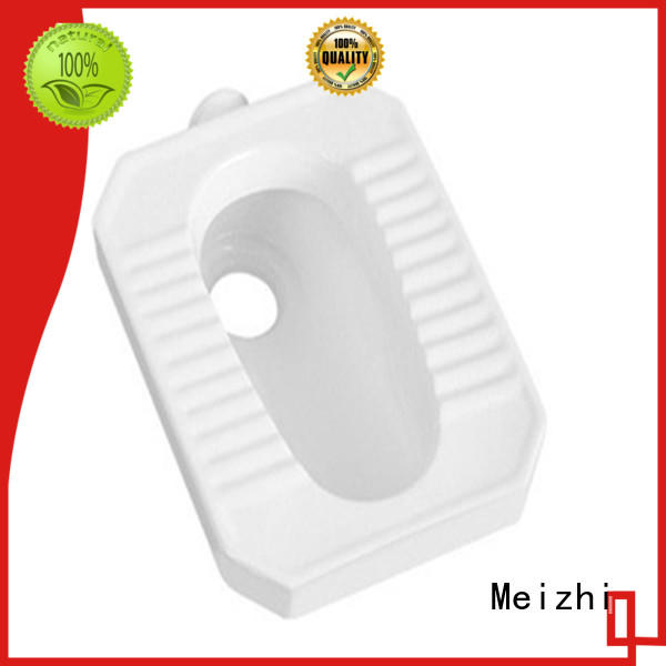 Meizhi asian toilet manufacturer for home