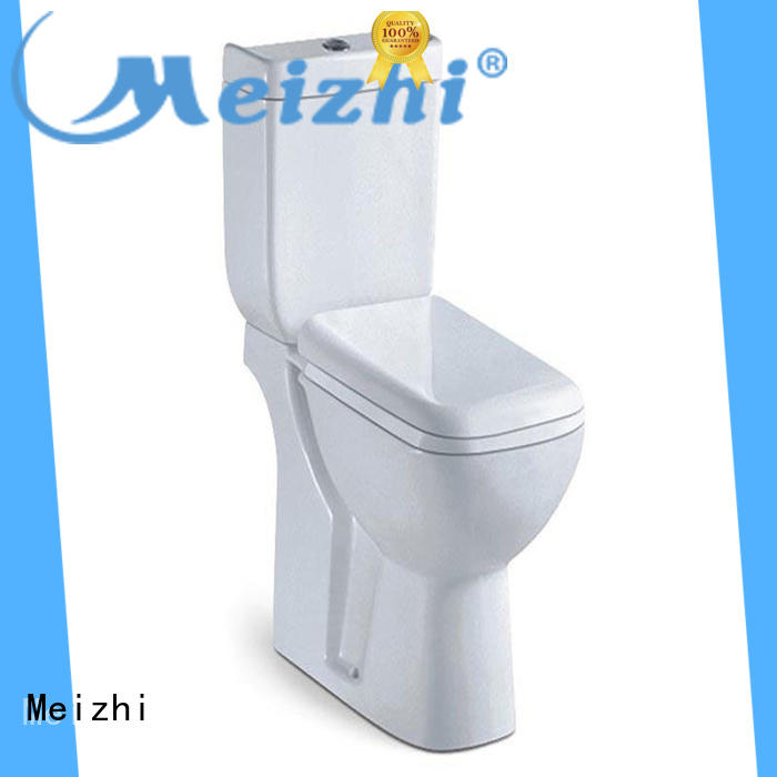 Meizhi washdown eco friendly toilet with good price for bathroom