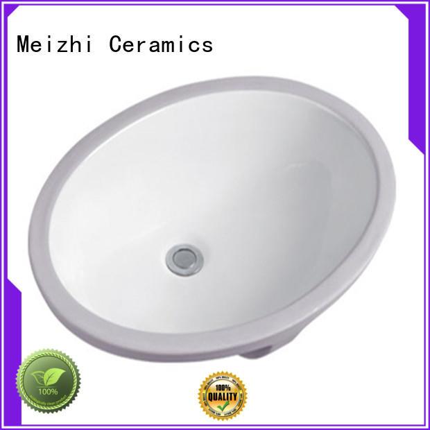 popular under counter wash basin supplier for bathroom