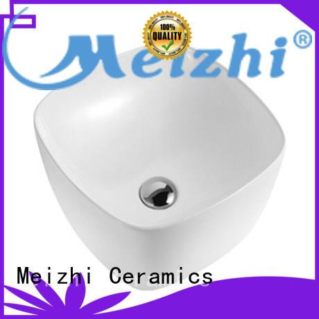 Meizhi art basin wholesale for hotel
