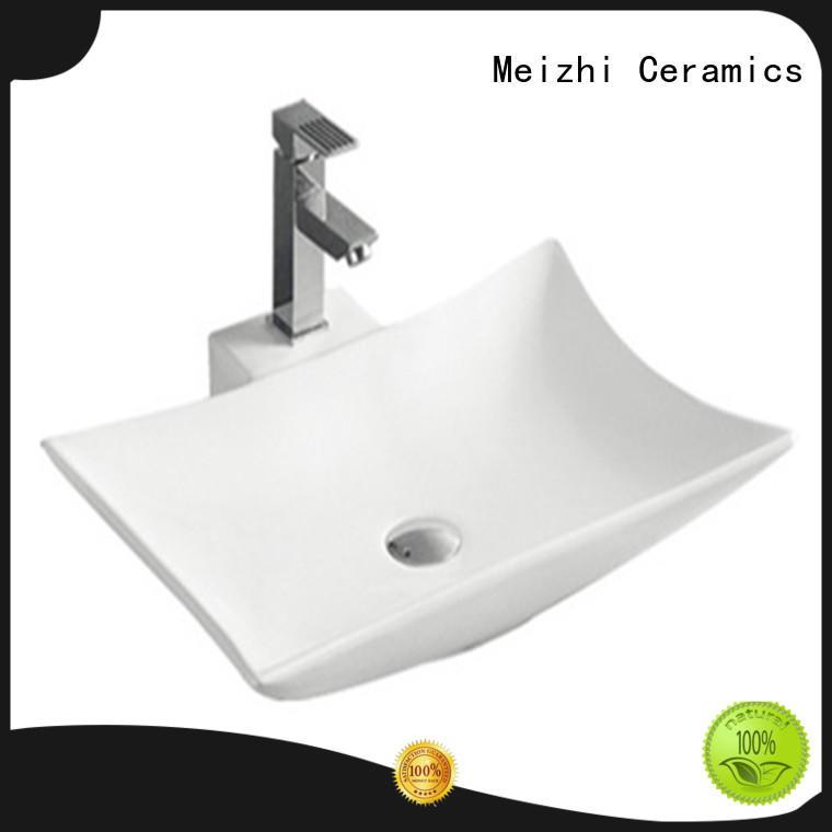 Meizhi toilet basin supplier for hotel