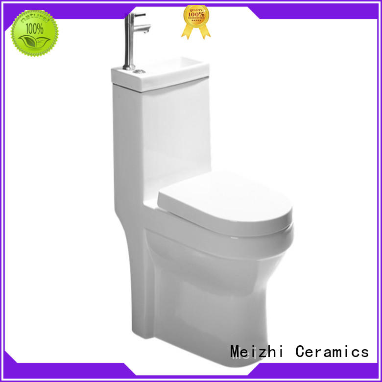 self-cleaning best one piece toilet with good price for bathroom