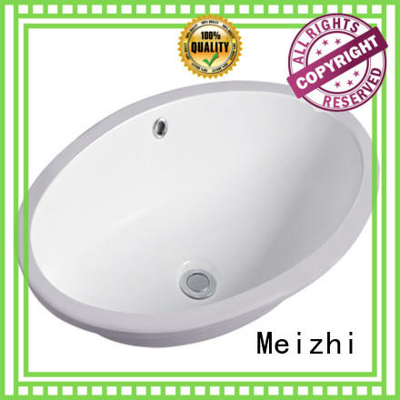 Meizhi wash basin counter customized for hotel