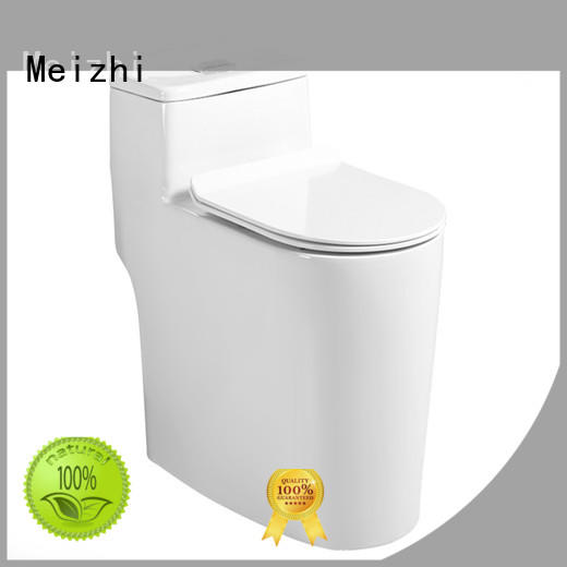 colored one piece wc supplier for home