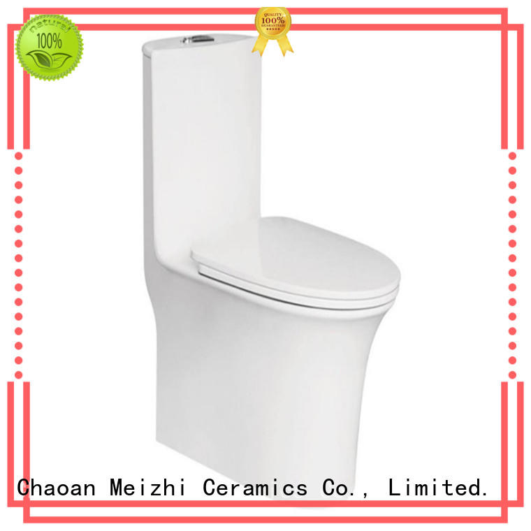 Meizhi ceramic all in one toilet directly sale for hotel
