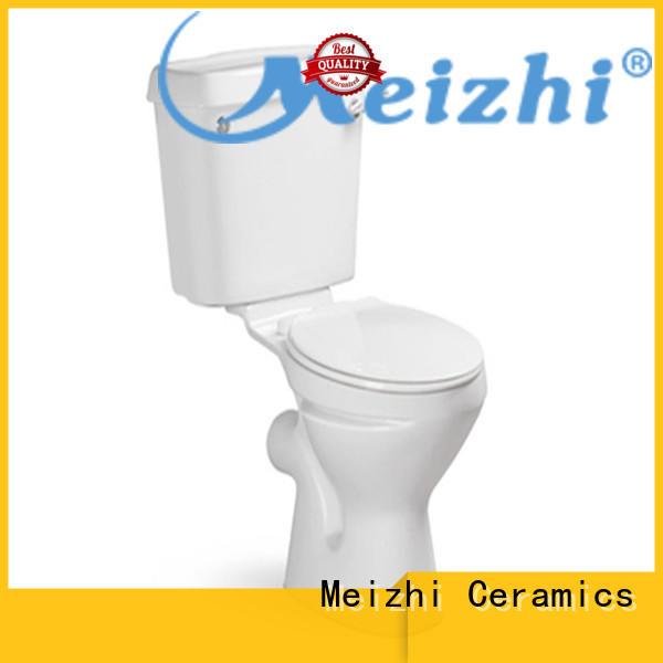 Meizhi button toilet customized for washroom