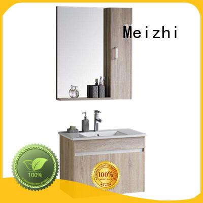Meizhi bathroom vanity cabinets wholesale for bathroom