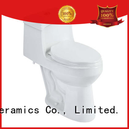 compact one piece toilet supplier for home Meizhi