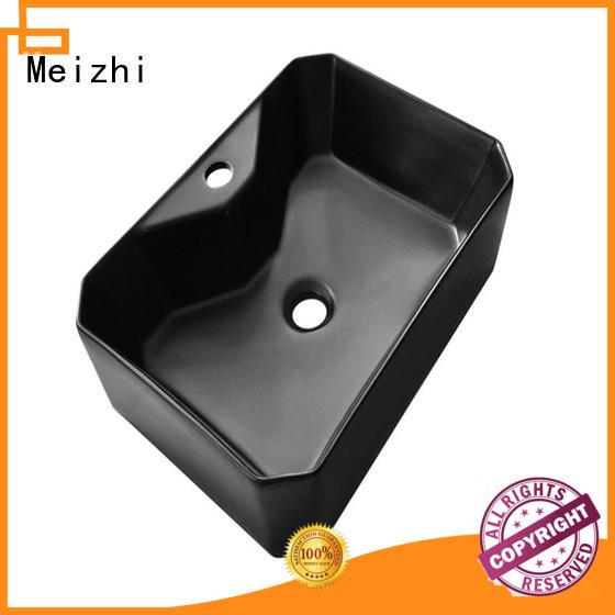 Meizhi black basin factory for cabinet