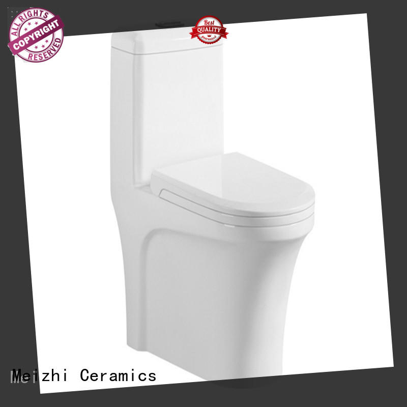 Meizhi colored contemporary toilet customized for washroom