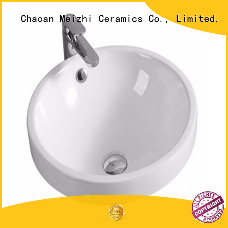 high quality table top basin directly sale for home