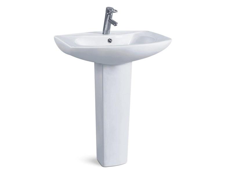 Sanitary ware manufacturer ceamic pedestal basin price
