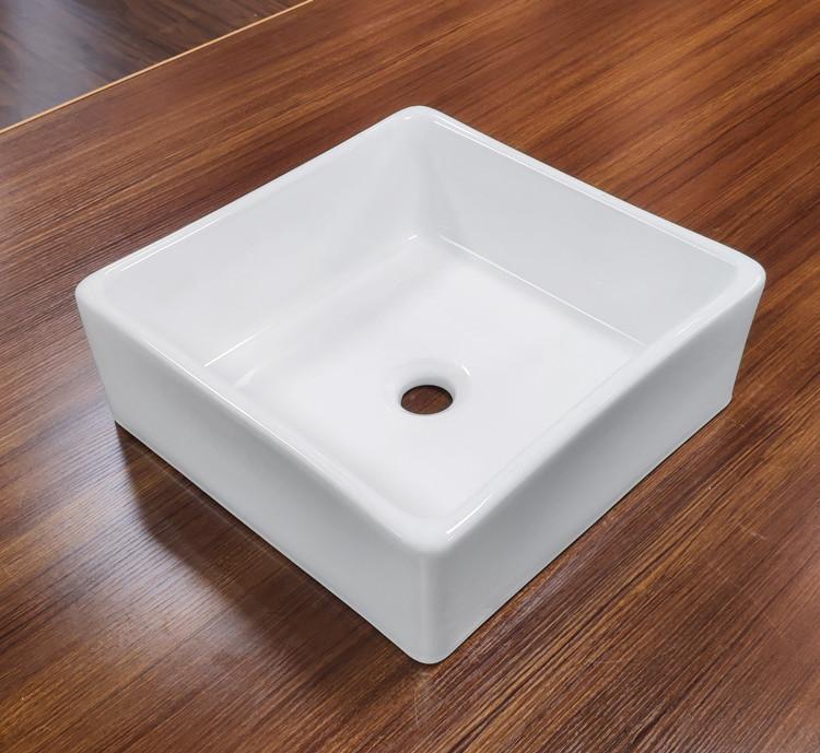 printed ceramic basin wholesale for bathroom-2