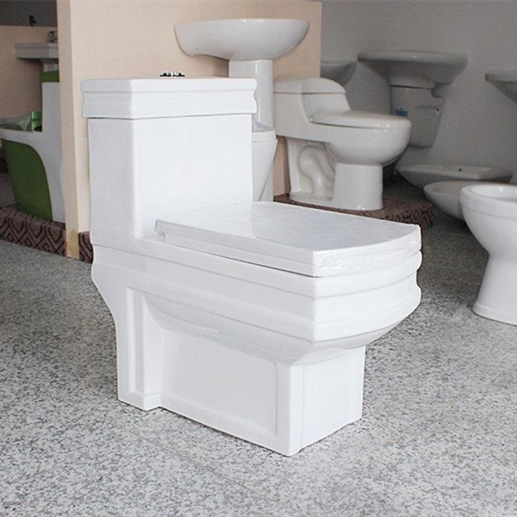 ceramic 1 piece toilet wholesale for bathroom-1