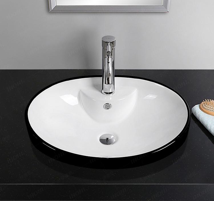 elegant toilet hand basin wholesale for hotel-2