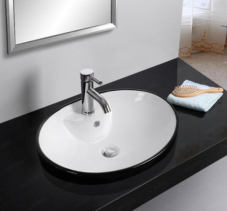 elegant toilet hand basin wholesale for hotel-1