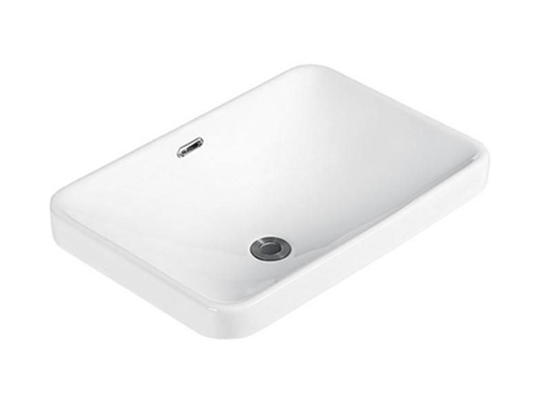 Wholesale bathroom ceramic basin for countertop