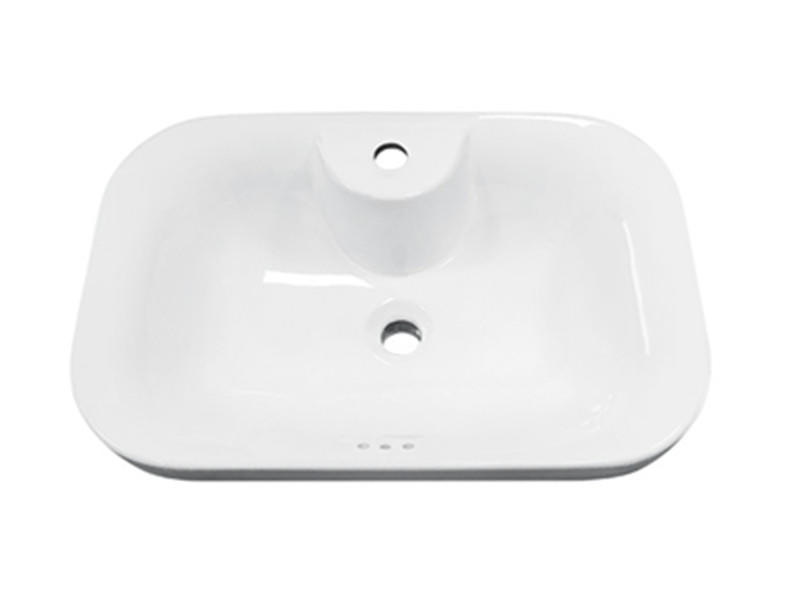 Popular modern decoration ceramic sinks bathroom unique wash basin