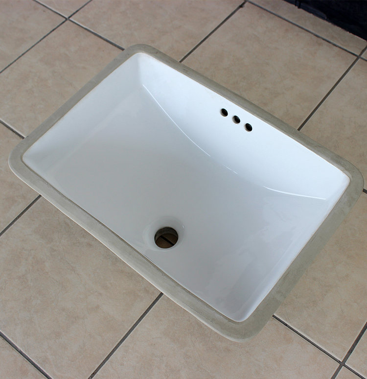 Meizhi contemporary counter top basin wholesale for hotel-2