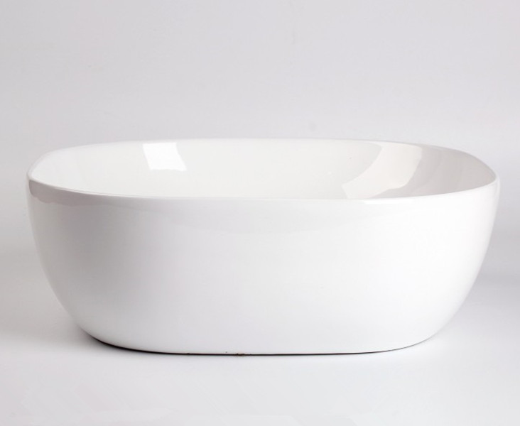 gold ceramic basin supplier for home-2