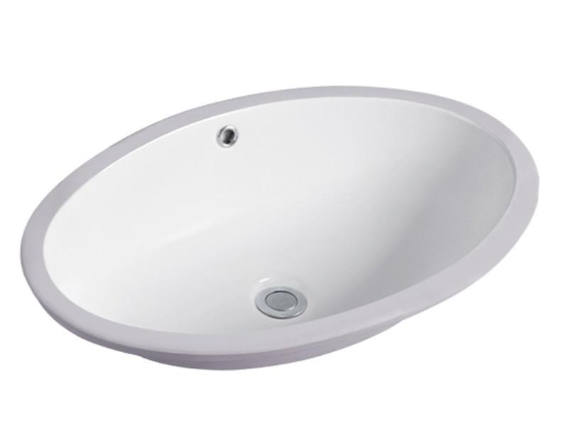 Bathroom ceramic counter lavabo basin