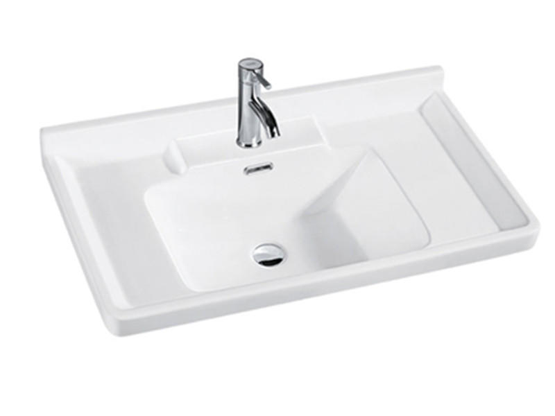 Ceramic sanitary ware high quality new model unique bathroom sinks