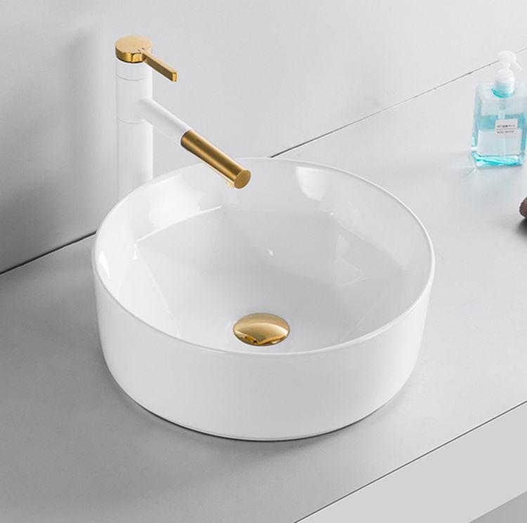 fancy wash basin models factory price for washroom-1