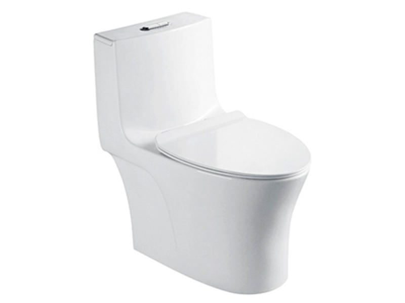 Ceramic sanitary ware siphonic one piece best brand toilets