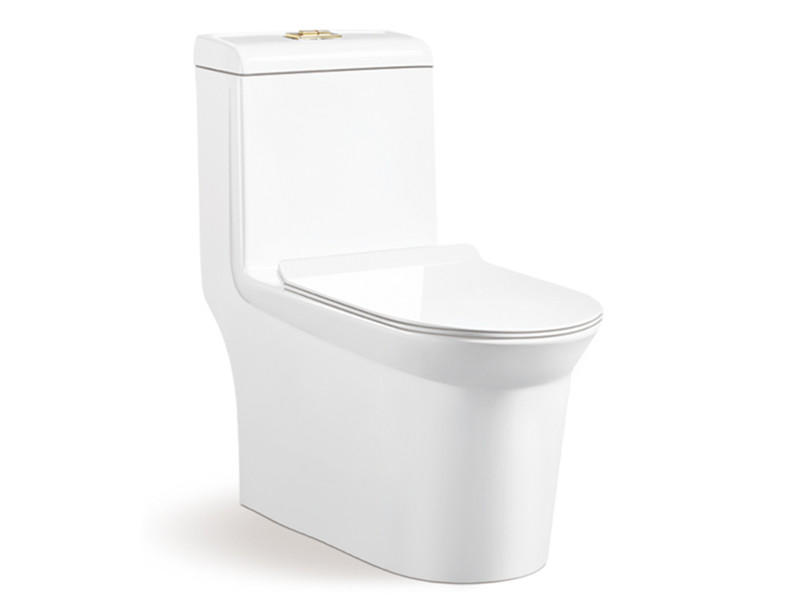 Bathroom Siphonic Design Chinese WC Toilet Price