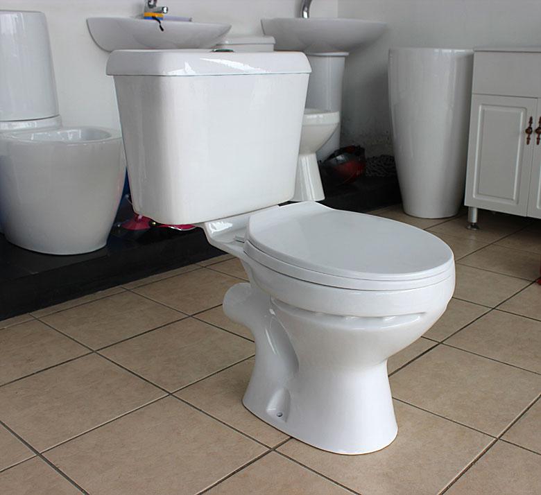 Meizhi two piece toilet wholesale for washroom-1