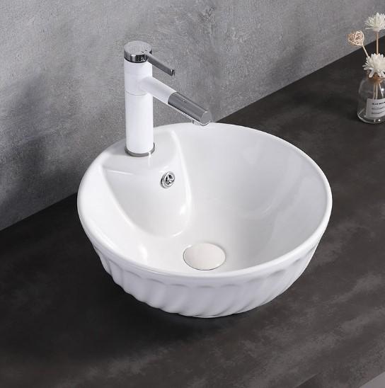 modern design stylish wash basin wholesale for bathroom-1