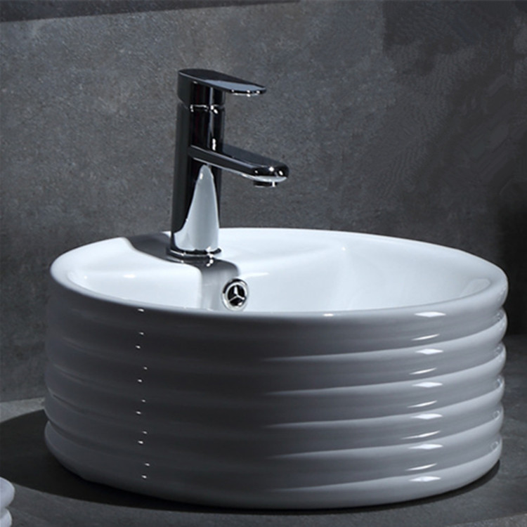gold gold wash basin customized for home-1
