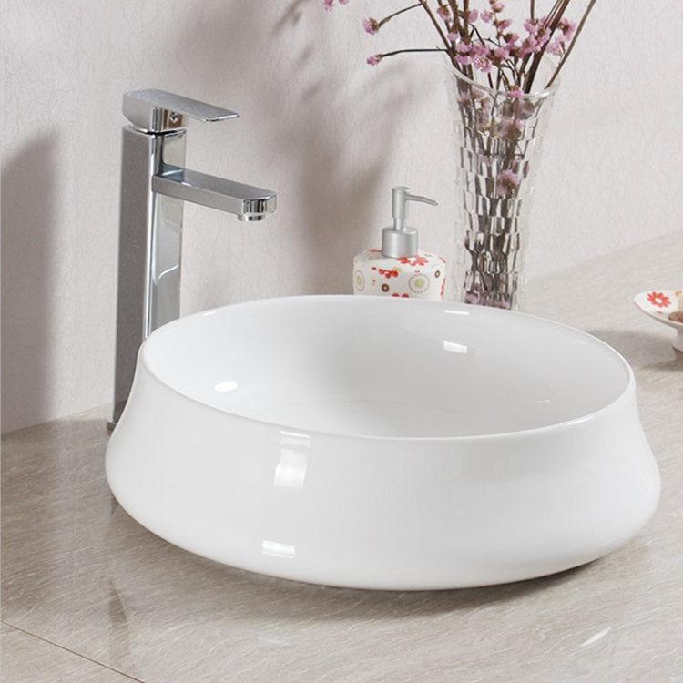 modern design wash basin size customized for home-1