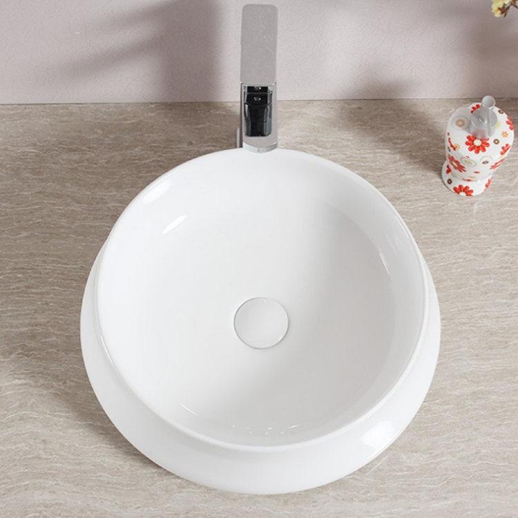modern design wash basin size customized for home-2