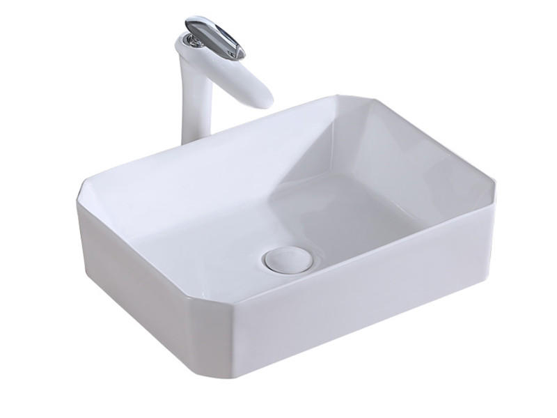 Wholesale supply hotel washroom bathroom sink wash basin
