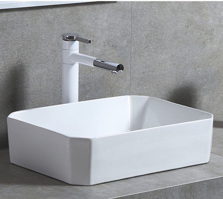white toilet wash basin supplier for home-2