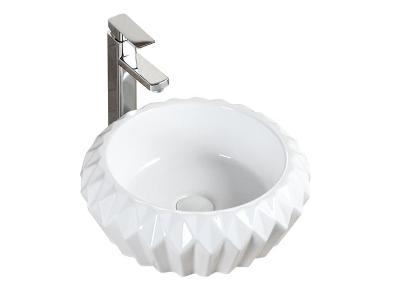 New model bathroom sink designer luxury wash basin set