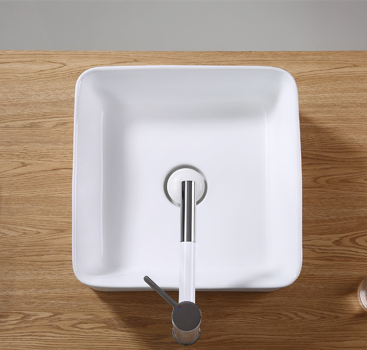 Meizhi white stylish wash basin wholesale for bathroom-2
