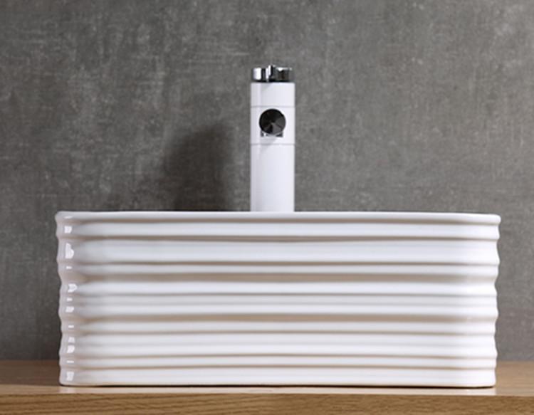 Meizhi white stylish wash basin wholesale for bathroom-1