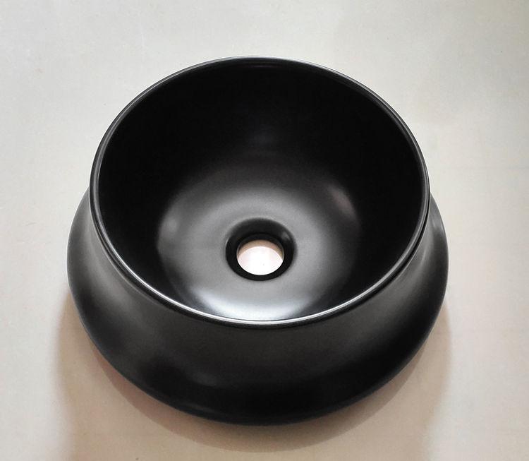 Meizhi black sink basin manufacturer for cabinet-2