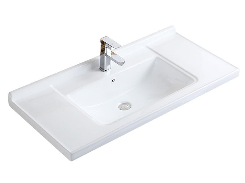 China modern ceramic cabinet sink