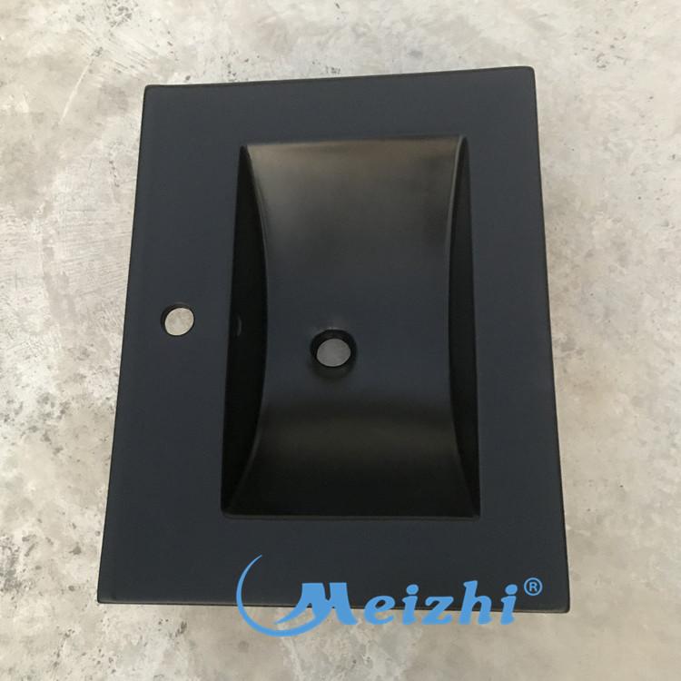 modern black basin manufacturer for hotel-2