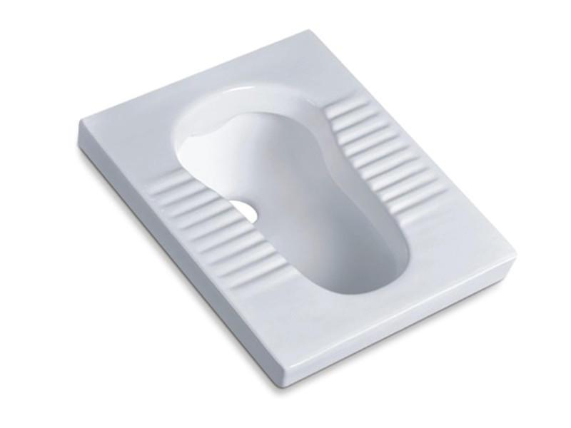 Ceramic Modern Design Bathroom Cheap Squatting Toilet Pan