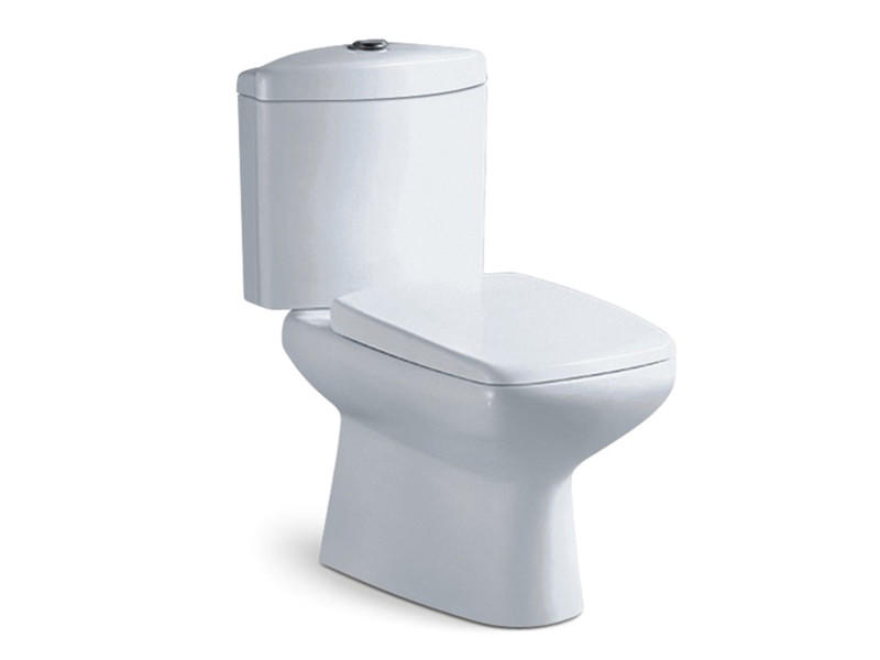 European square water closet size types of water closet model