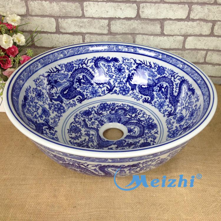 Meizhi toilet basin wholesale for bathroom-1