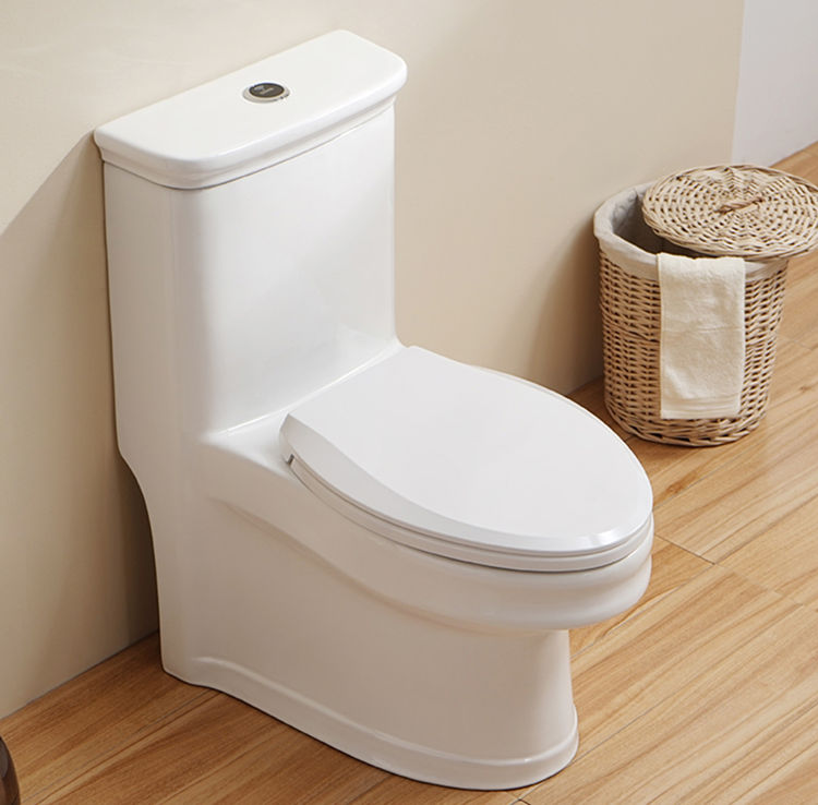 Meizhi modern modern one piece toilet supplier for home-1