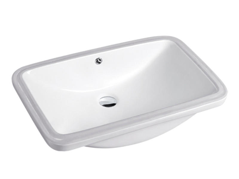 China Supplier American Standard Under Counter Ceramic Wash Basin