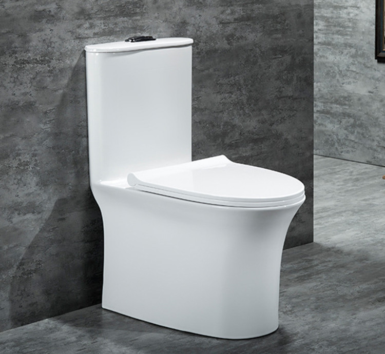 colored modern one piece toilet customized for washroom-1