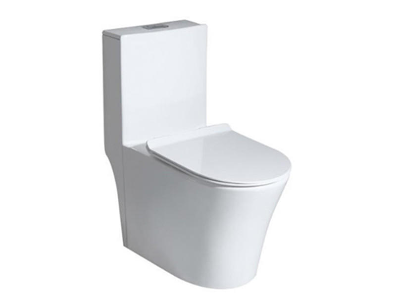 Wholesale ceramic modern siphon one piece toilet
